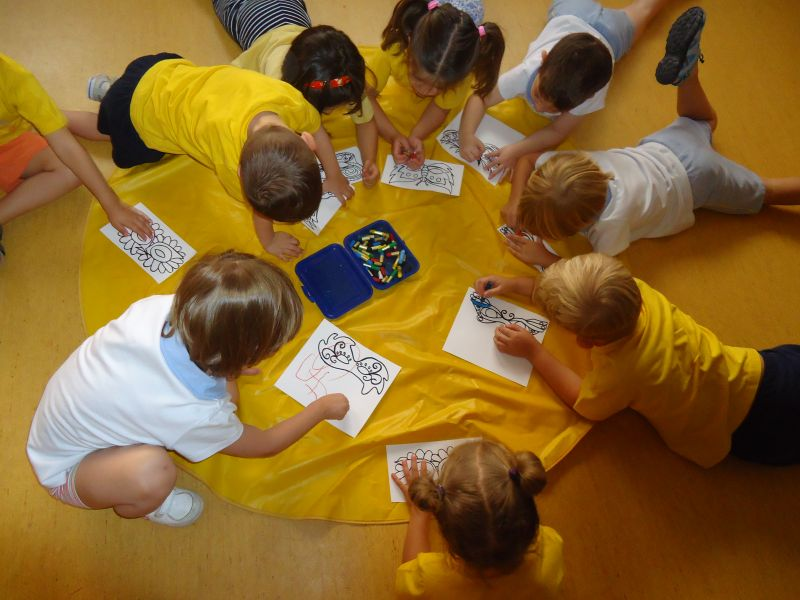 Escuela Infantil El sol - 1