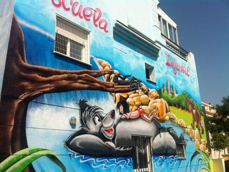 C.E.I. (Centro de educación infantil) Mowgli - 1