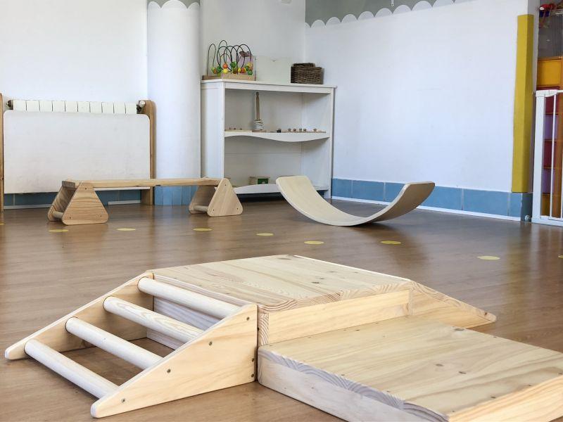 C.E.I. (Centro de educación infantil) El Boriol Montessori -espai obert- - 4