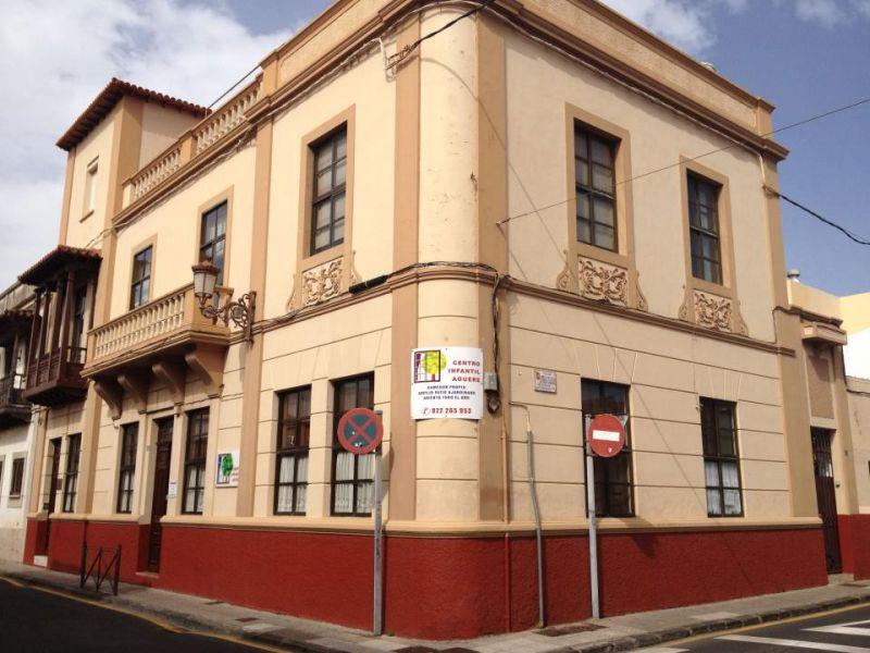 Escuela infantil Aguere Tenerife