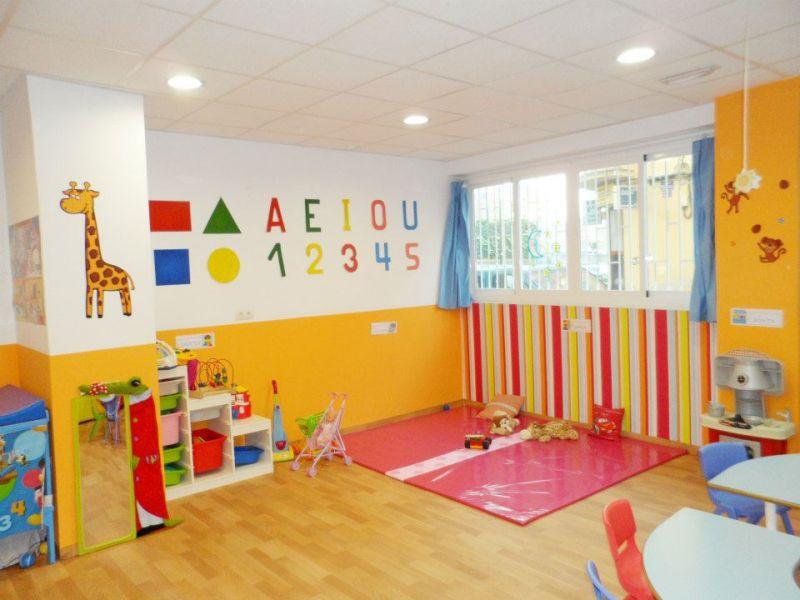 C.E.I. (Centro de educación infantil) La Mariquita - 8