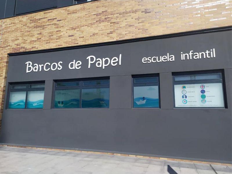 Escuela Infantil Barcos de Papel - 1