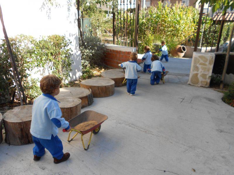 Escuela infantil mi peque a granja en pozuelo de alarc n - Escuelas infantiles pozuelo ...