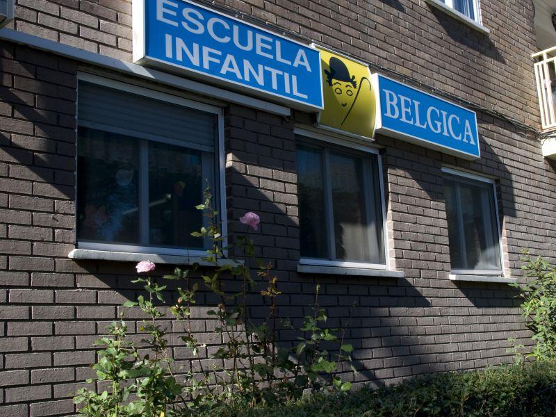 Escuela Infantil Bélgica - 1