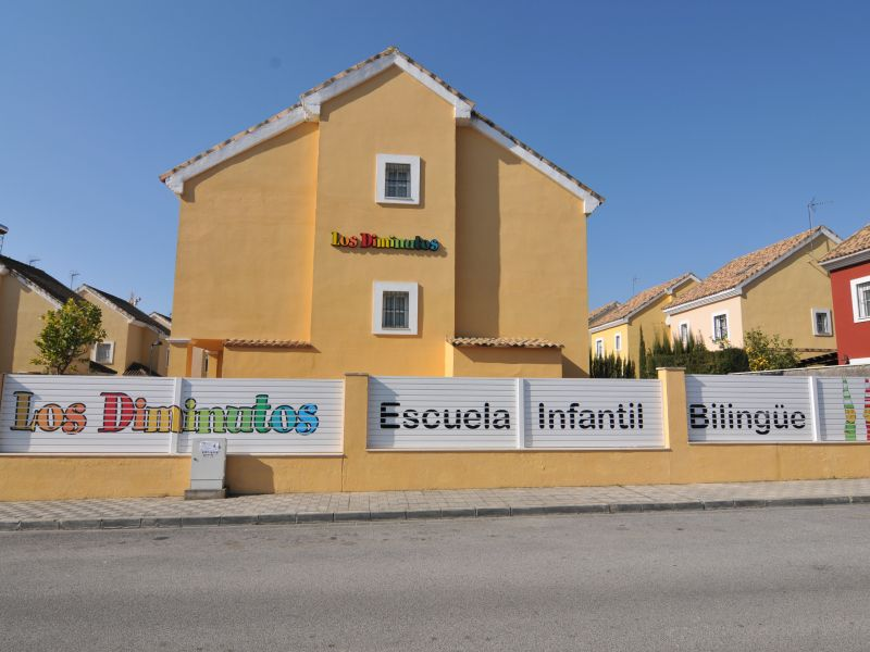 Escuela Infantil Los Diminutos - 1