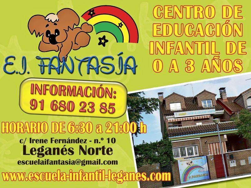 Escuela Infantil Fantasía - 4