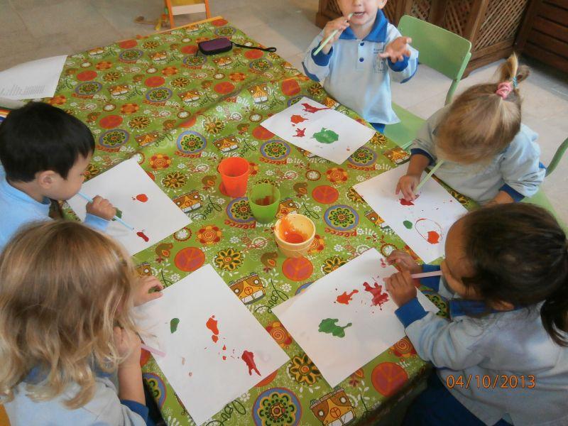 Escuela infantil mi peque a granja en pozuelo de alarc n - Escuela infantil pozuelo ...