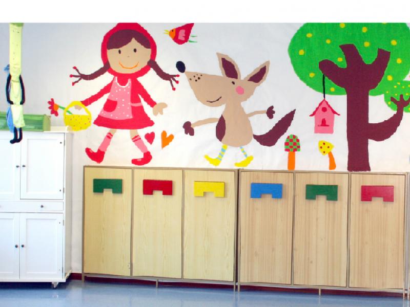 Escuela infantil colegio base infantil la moraleja en for Menu colegio base