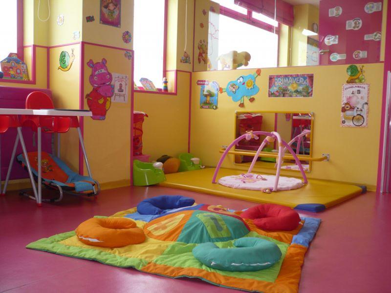 Escuela infantil pequelandia le n en le n - Escuela decoracion madrid ...