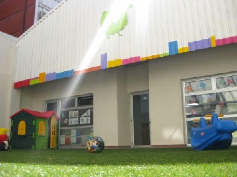 Patio Exterior Guarderia-Escuela-Infantil Garabatos
