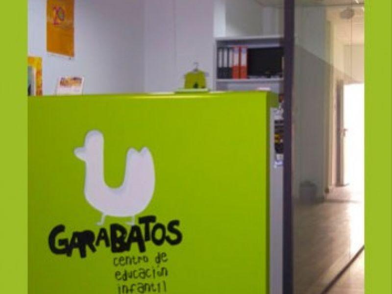 Recepción Escuela Infantil Guarderia Garabatos