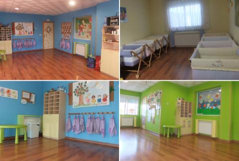 Escuela infantil atlas en toledo for Plano aula educacion infantil