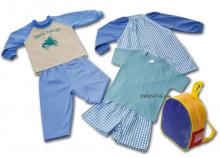 PRONENS kit escolar para guarderías y escuelas infantiles
