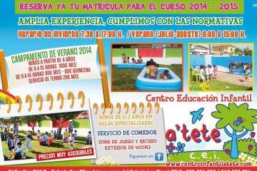 C.E.I. (Centro de educación infantil) A'tete - 2