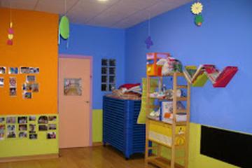 C.E.I. (Centro de educación infantil) La Locomotora - 1