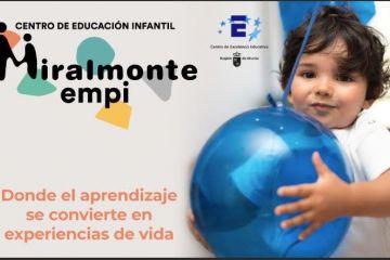 Escuela infantil Miralmonte en Cartagena en Educoland.com