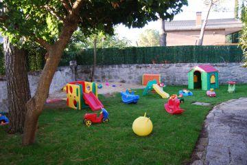 Escuela infantil Pippiu collado villalba
