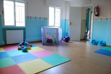 aula actividad bebes