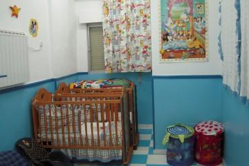 Zona de descanso de los más pequeños