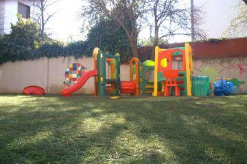 Nuestro Jardín, huerto, arenero