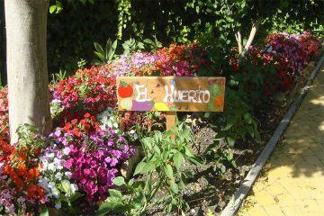 Escuela Infantil Jardin Seghers El huerto