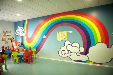 aula arco iris