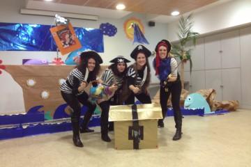 Pirates Storytime