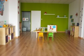 Aula Escuela Infantil Guarderia Garabatos