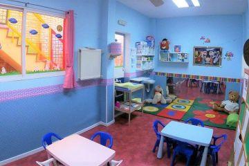 aula 1 año educacion infantil