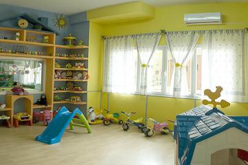 Escuela infantil Madrid Carrusel