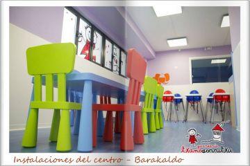 Escuela Infantil TXANOGORRITXU-BARAKALDO - 2