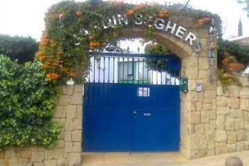 Escuela Infantil Jardin Seghers Puerta de entrada