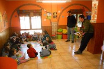 C.E.I. (Centro de educación infantil) Cascabel - 2