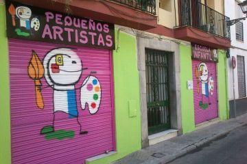 Escuela Infantil Pequeños Artistas - 1